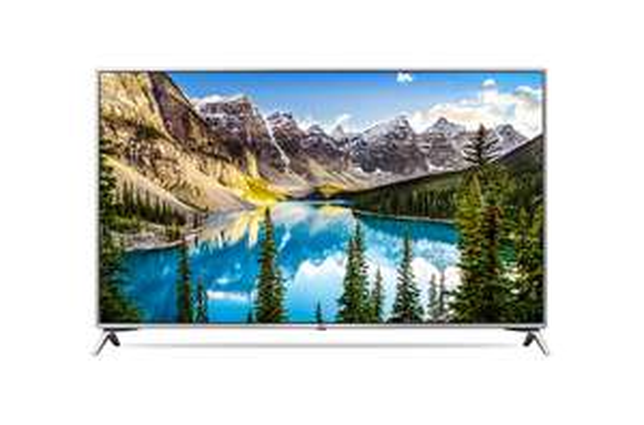 LG 55 UJ6519 4K 55 Zoll Fernseher mit HDR10