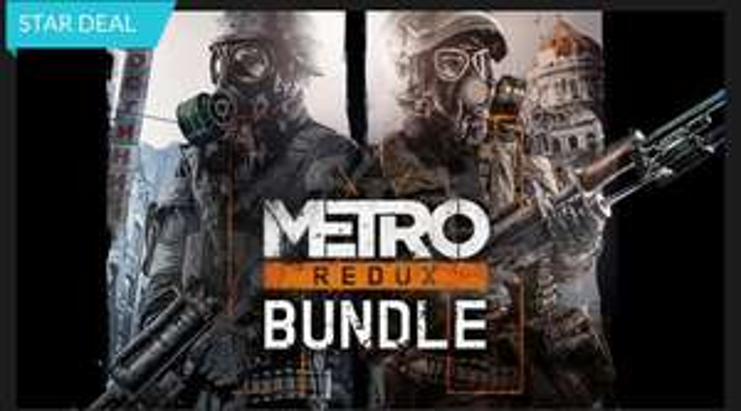 [Fanatical] Metro Redux Bundle [Steam]