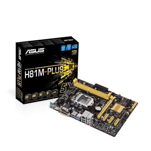 Asus H81M-PLUS Mainboard