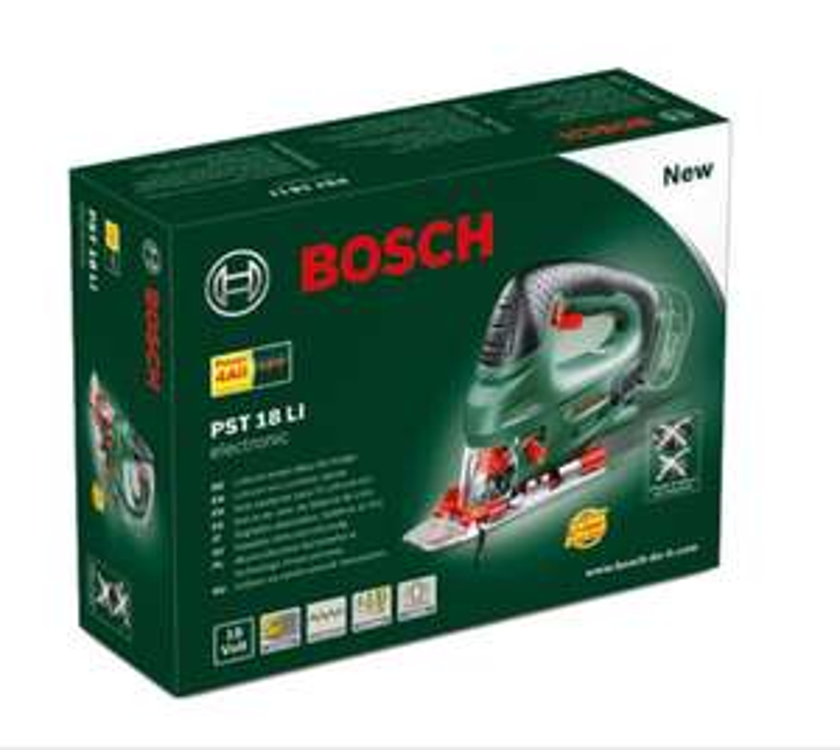 [Amazon] Bosch PST 18 li Solo