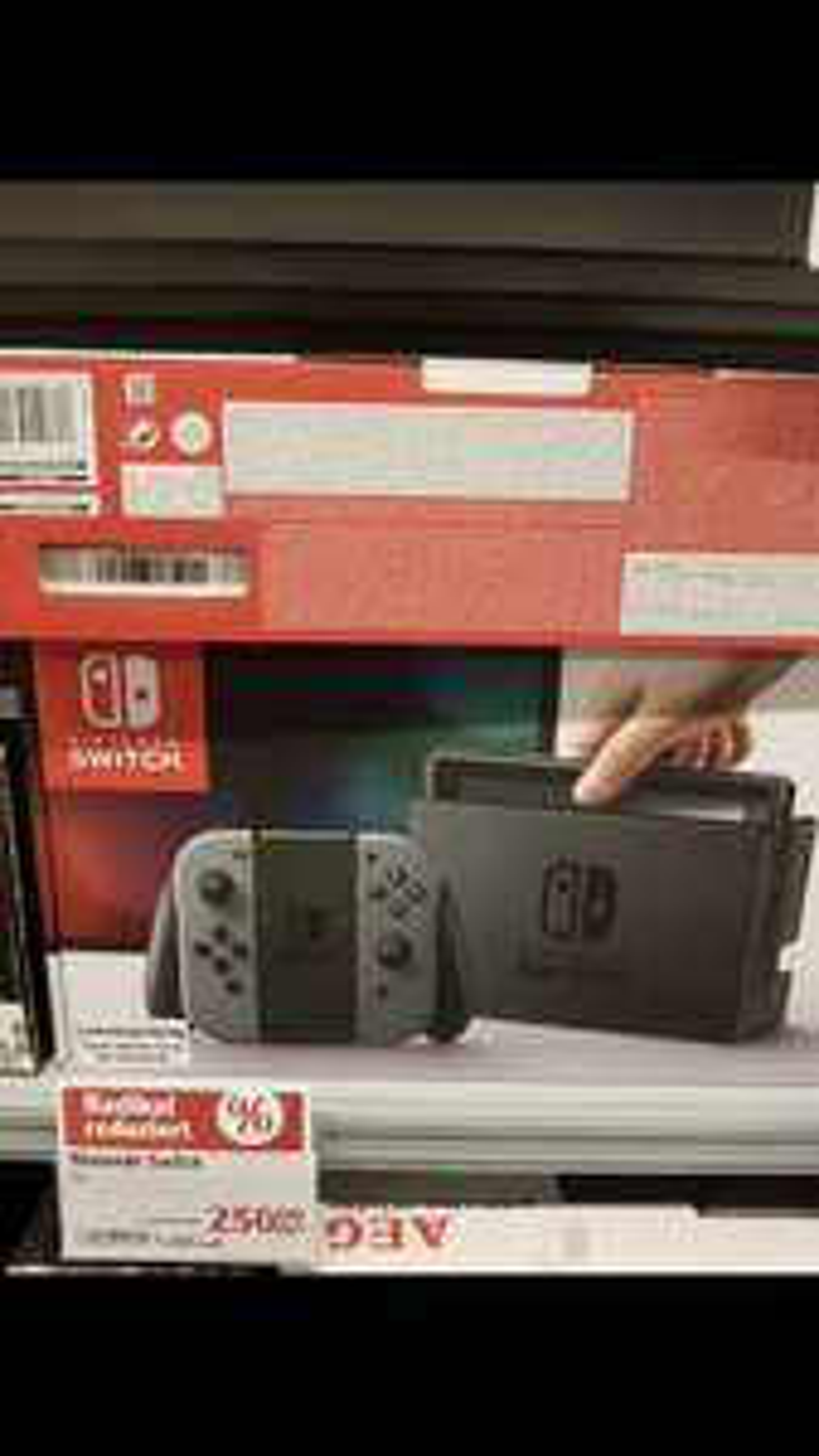 Nintendo Switch Lokal Plattling Globus