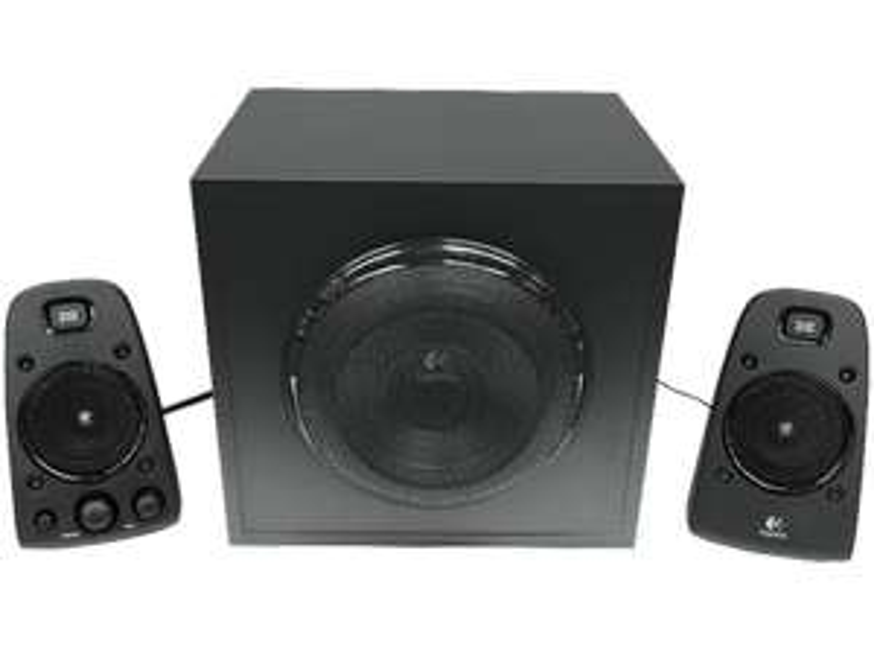 [Mediamarkt] Logitech Z623 Soundsysteme 2.1 Stereo-Lautsprecher THX (mit Subwoofer) schwarz für 89,-€