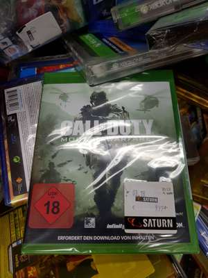 [Lokal Köln] Call of Duty Modern Warfare Remastered