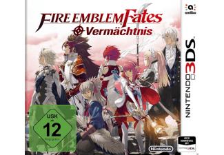Fire Emblem Fates: Vermächtnis oder Fire Emblem Fates: Herrschaft - Nintendo 3DS für je 19€ bei Saturn