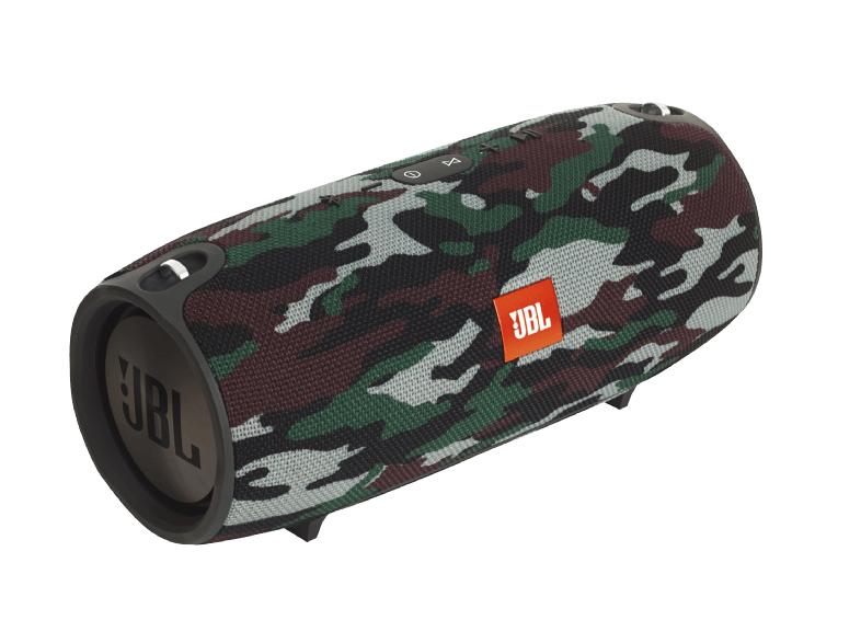 JBL Xtreme Special Edition Camouflage Bluetooth Lautsprecher für 149€ VSK frei [Media Markt]