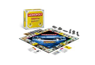 Monopoly - Zurück in die Zukunft, Monopoly - The Beatles, Monopoly - James Bond (Limited Edition)  für je 17,99€ inkl. Versand [Saturn]