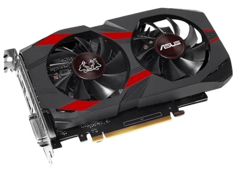 ASUS GeForce GTX 1050 Ti Cerberus OC( NVIDIA, Grafikkarte) mit kostenlosem Zubehör