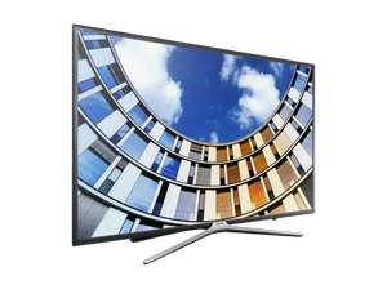 SAMSUNG UE55M5590AU LED TV (Flat, 55 Zoll, Full-HD, SMART TV) für 499€ VSK frei [Media Markt]