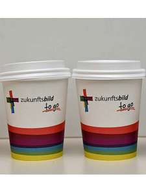 Coffee To Go Becher 4free (Zukunftsbild)