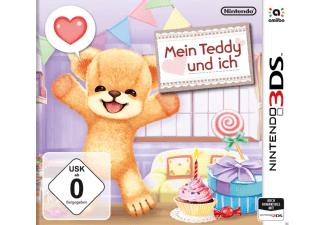 Mein Teddy und ich - Nintendo 3DS für 8€ VSK frei bei Saturn