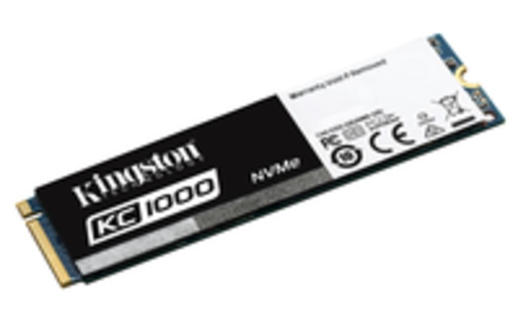 Kingston Technology KC1000 NVMe PCIe SSD 240GB, M.2, 240 GB