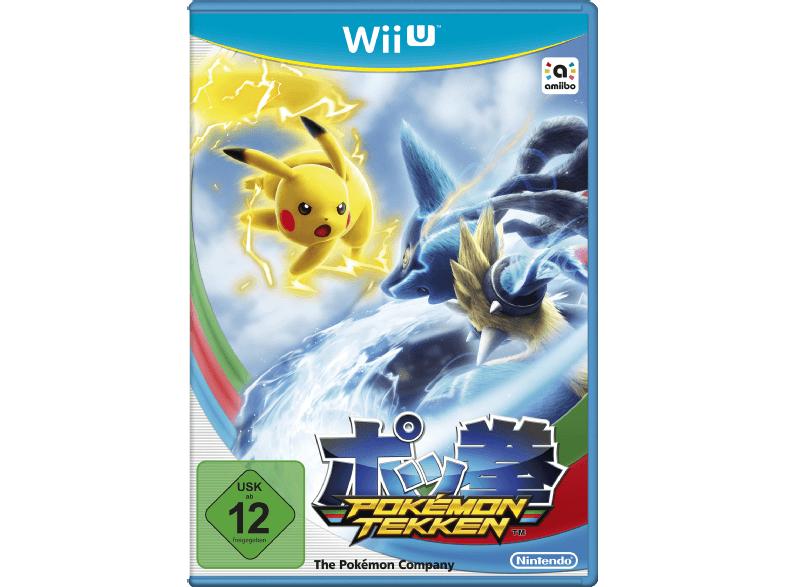 Pokémon Tekken (Wii U) versandkostenfrei für 20€ (Saturn.de)