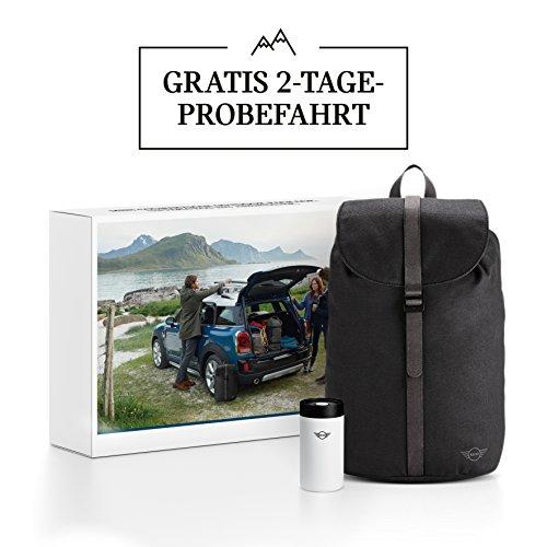 Amazon - Mini Outdoor Package (Rucksack, Thermobecher, 2 tägige Probefahrt) für 51,75€