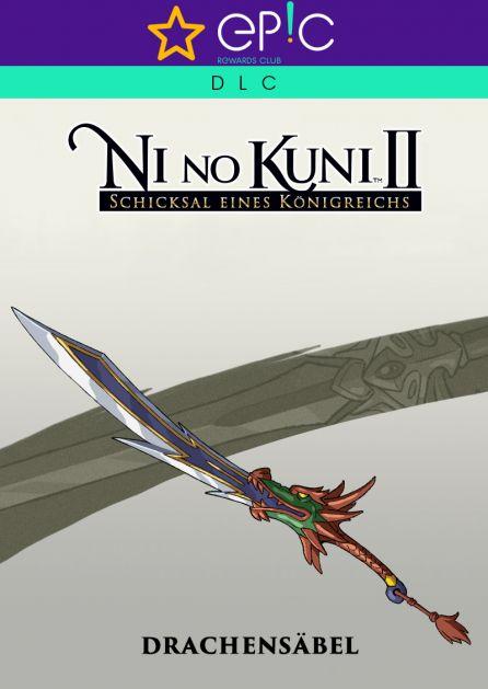 """Ni No Kuni 2 DLC """"DRAGON TOOTH SWORD"""" Kostenlos für PS4/PC"""