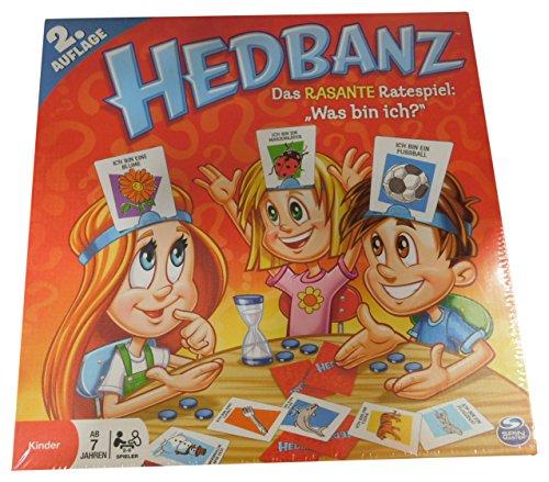 Blitzangebot Spin Master 6019225 - Hedbanz Kids - Quiz 9,02 Euro Amazon