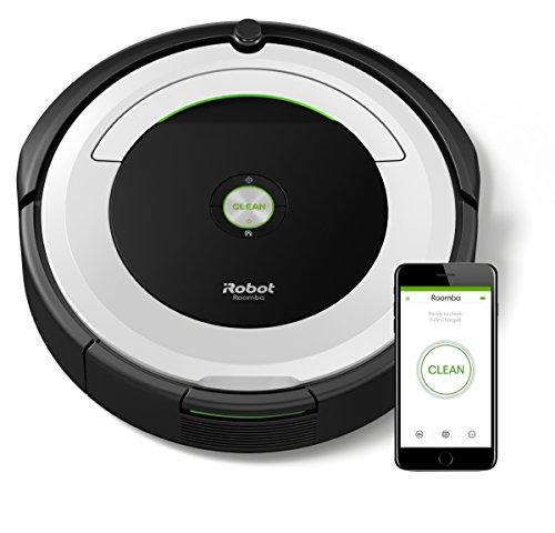 iRobot Roomba 691 - Staubsaugerroboter, Li-Ionen-Akku, App-Steuerung (Alexa kompatibel), Virtual Wall bei Amazon/Lidl