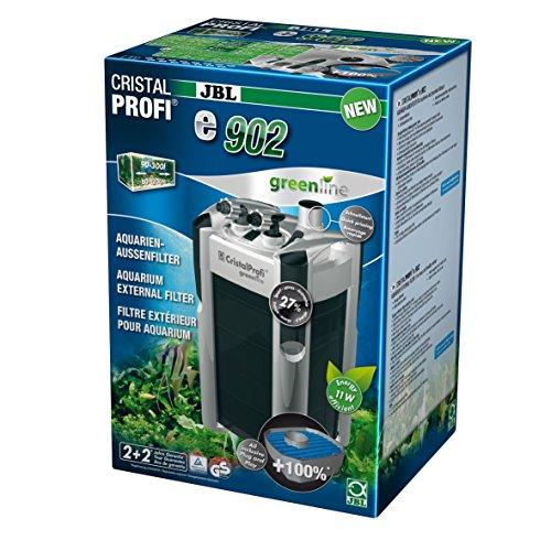 Amazon - JBL CristalProfi greenline e902 Außenfilter für Aquarien - und ChristalProfi i 80 für 26,79€