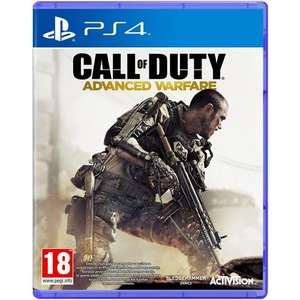 Call of Duty: Advanced Warfare (PS4) für 15,22€ (MyMemory)