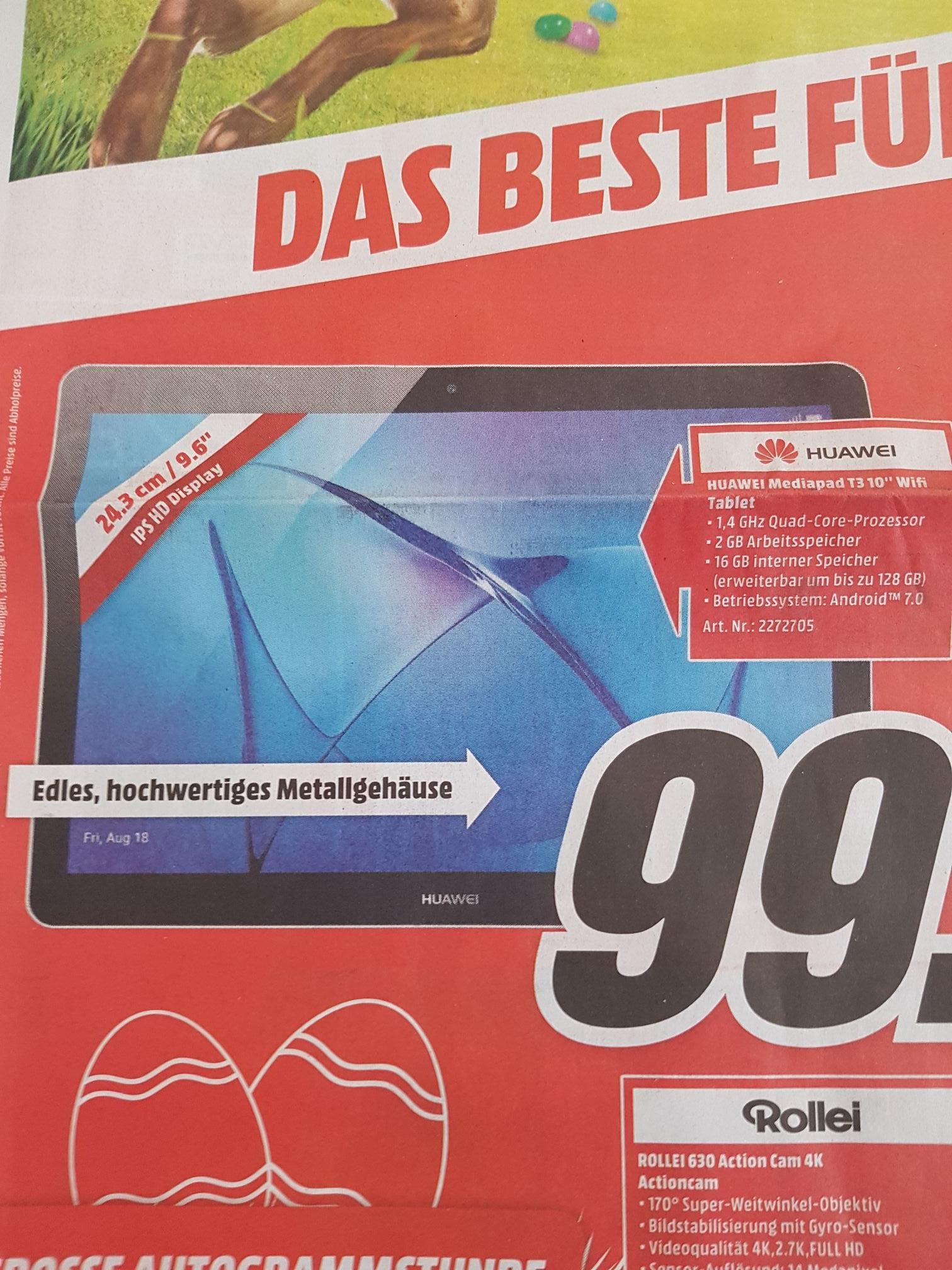 "[MM Berlin-Brandenburg] Huawei Mediapad T3 10"" Wifi"