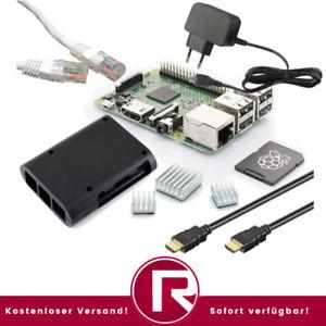 Raspberry Pi 3 Set,Bundel,Starter,Kit,16GB,Hdmi,Kühlkörper,Lan Kabel, HDMI Kabel für 45€ mit 15€ ebay Plus Gutschein