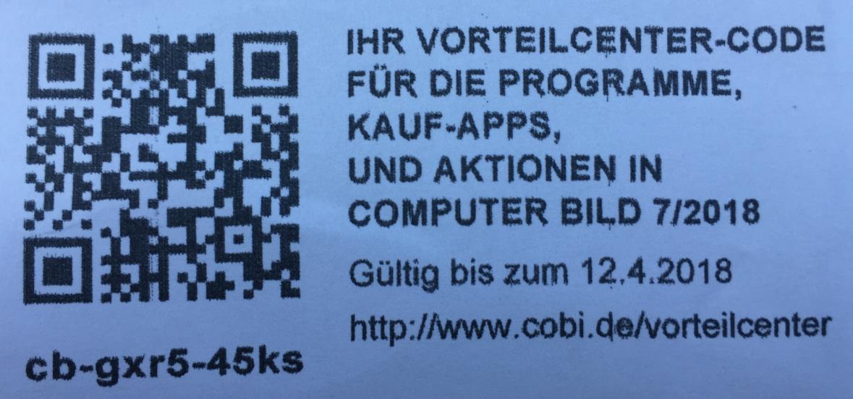 [aboalarm App] Fünf kostenlose Kündigungen im Wert von je 0,99 € in der aktuellen Computer Bild 7/2018