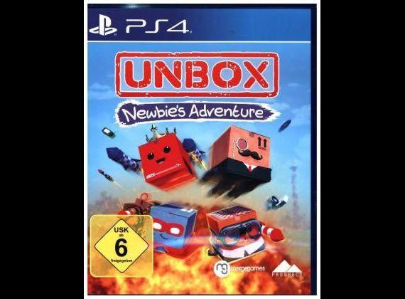 Unbox: Newbie's AdventurePS4