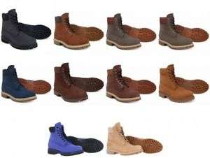Timberland Herren 6 Inch Premium Boot in vielen Farben und Größen