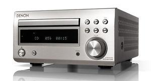 Denon RCD-M41DAB CD-Receiver premium-silber