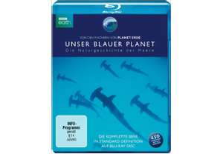 Unser blauer Planet - Die komplette Serie (Bluray) für 10,99€ [Saturn + Amazon]