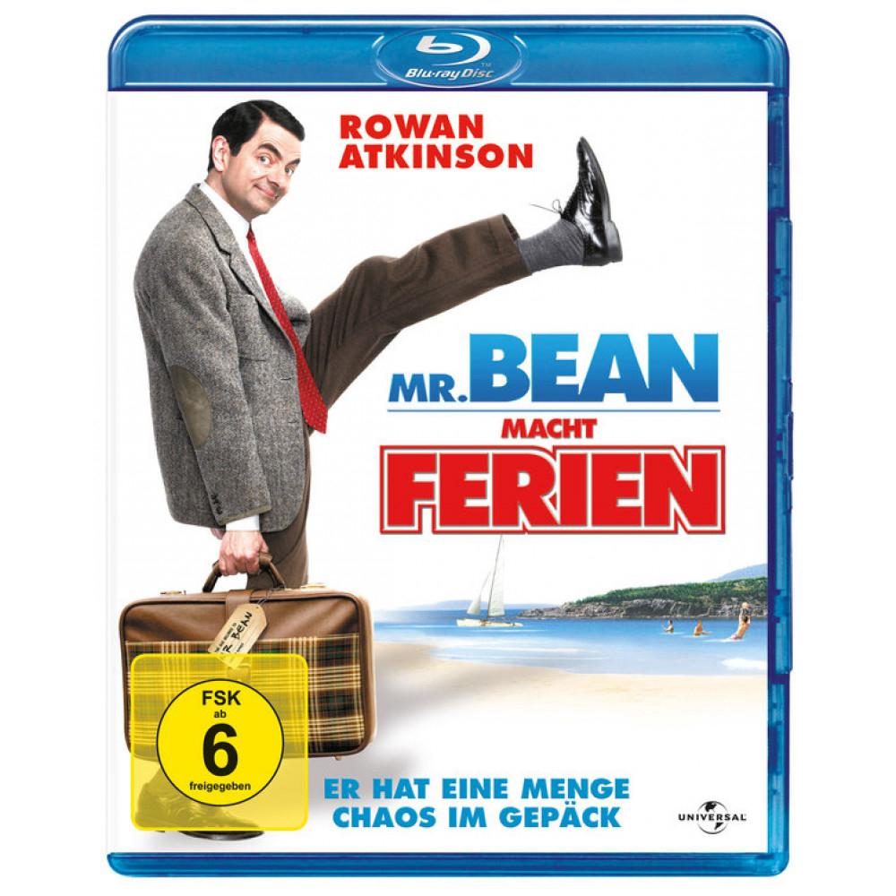 Mr. Bean macht Ferien (Blu-ray) für 4,99€ bzw. 4,49€ (Müller)