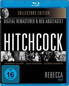 Alfred Hitchcock: Rebecca (1940) Collector's Edition (Blu-ray) für 4,79€ (Amazon Prime & Dodax)