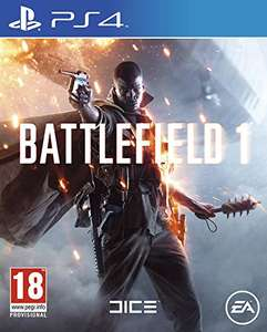 Battlefield 1 (PS4) für 16,12€ (Amazon ES)