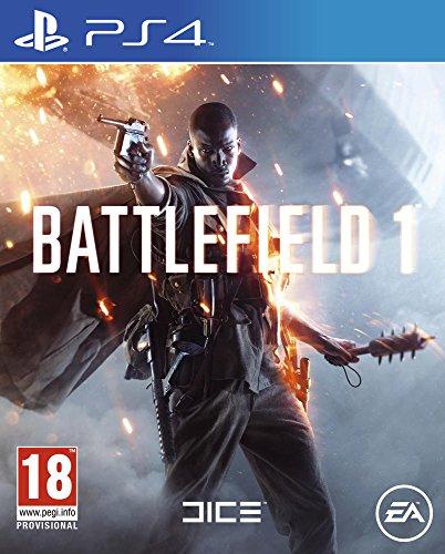 Battlefield 1 (PS4) für 16,12€ (Amazon ES)