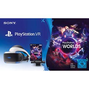 [eBay PLUS] Sony Playstation PSVR V2 + Camera + VR Worlds Voucher bei Saturn-eBay
