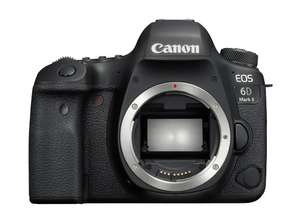 Canon EOS 6D Mark II - 7,5% shoop & 200 € Canon Cashback