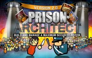 [Steam] Prison Architect für 6,49€ in [Humble Store]