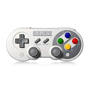 Wireless Controller Gamepad für ua Nintendo Switch 8Bitdo SF30 Pro