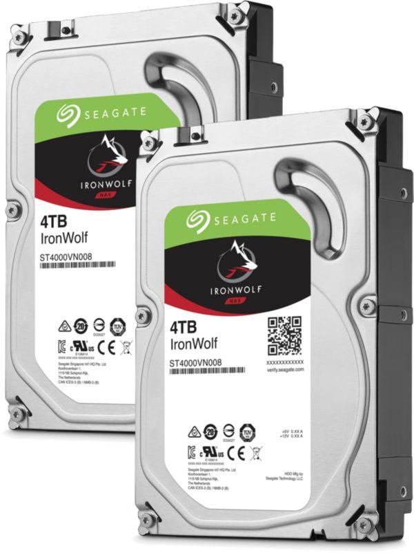 [Cyberport] 2x Seagate 4TB IronWolf NAS HDD ST4000VN008 (mehr Ersparnis möglich um auf ca. 189,10€ zu kommen)