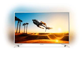 [Media Markt] Philips 55PUS7272/12 4K LED TV, 3-seitiges Ambilight