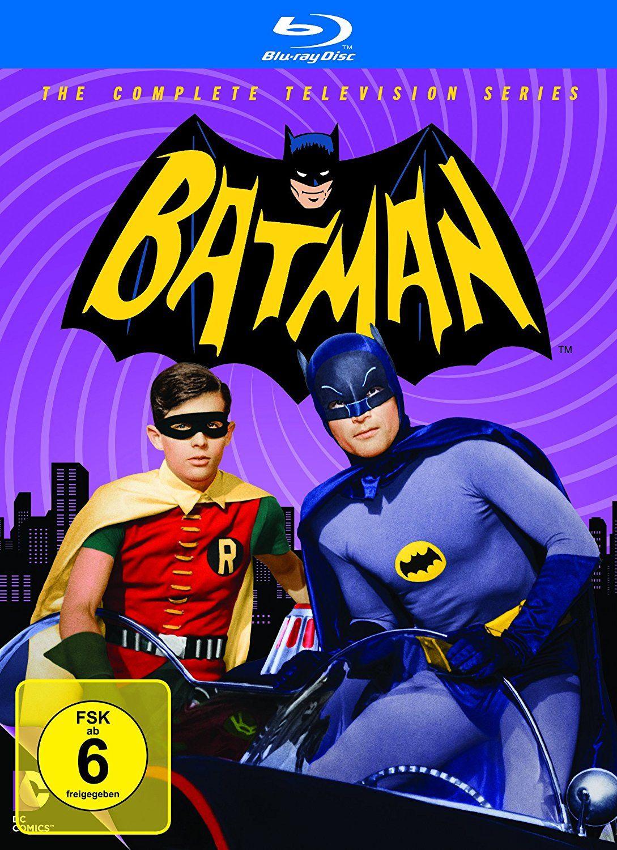 Batman - Die komplette Serie [Blu-ray] für 34,97€ inkl.Versand [Amazon.de]