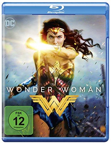 Wonder Woman (Blu-ray) für 9,97€ & Wonder Woman Steelbook Illustrated Artwork (Blu-ray) für 14,97€ (Amazon Prime)