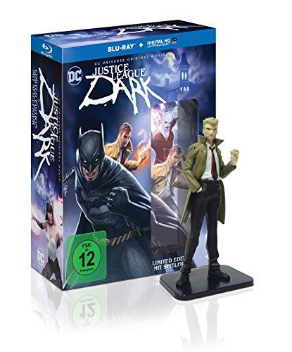 DCU Justice League: Dark inkl. Constantine Figur Limited Edition (Blu-ray + UV Copy) & DCU Batman: Bad Blood inkl. Nightwing Figur (Blu-ray) für je 9,97€ (Amazon Prime)