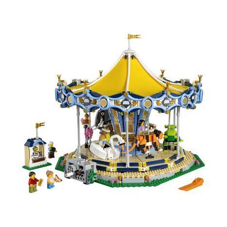 LEGO® 10257 Karussell / 10247 Riesenrad für jeweils 116,10€ [interspar.at]