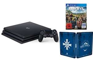 Amazon: PS4 Pro inkl. Far Cry 5 (Steelbook Edition)