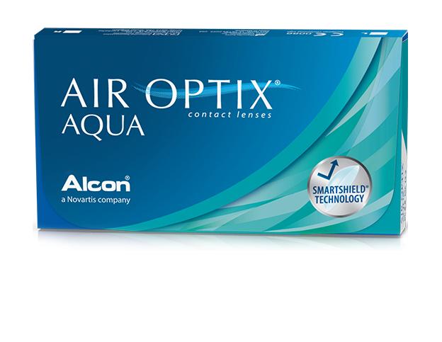[Amazon Spar-Abo] Air Optix Aqua Monatslinsen weich, 6 Stück ab 16,29€ (14,58€ bei 5er Spar-Abo)