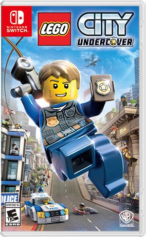 LEGO Spiele Nintendo Switch eShop Amerika mit 50% Rabatt