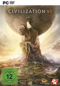 Sid Meier's Civilization VI (PC Retail) für 11,71€ (GameStop & Amazon)