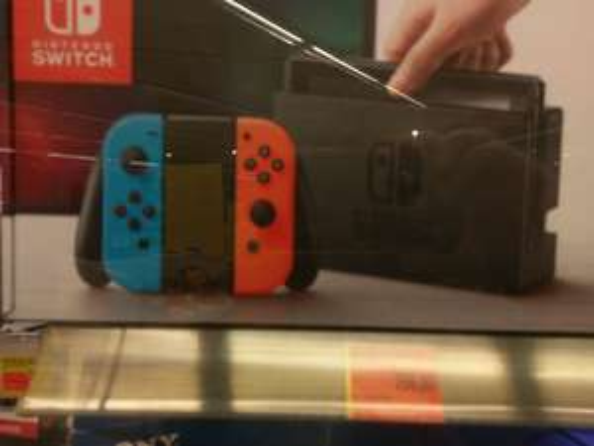 Nintendo Switch Marktkauf HH-Harburg (Lokal)