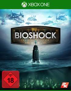 BioShock: The Collection (Xbox) für 19,99€ (GamesStop)