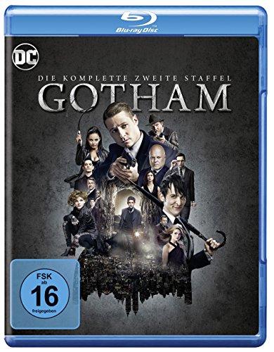 Gotham: Die komplette zweite Staffel (Blu-ray + UV Copy) für 9,97€ (Amazon Prime)